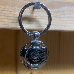 Brand new Harley Davidson key chain